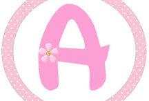 mariquitas rosadas