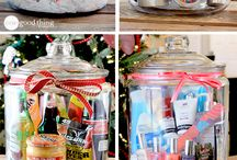 Gift ideas / Gifts in a jar