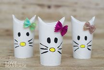 Hello Kitty Crafting / Things to make of our favourite Kitty