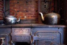 gamle ovner