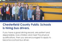 Job information / work for Chesterfield County Public Schools
