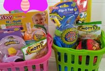 Easter Basket ideas / by Denise Carter