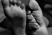 voeten en lotus