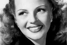 Lovely Rita / Rita Hayworth / by Linda Shtayyeh