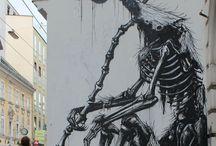 Muros / Vida en las paredes.