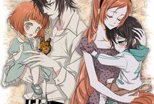 Casais de anime