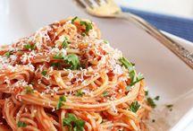 Pasta Photography