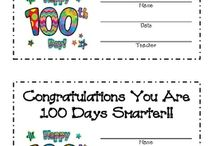 100th Day of School  / by Shannon Hagadorn