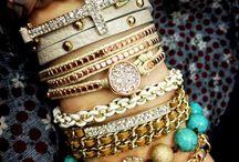Bracelets....Bangles... / by Lydia Lydia