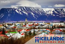 Icelandic National Day / Icelandic National Day  commemorates the foundation of The Republic of Iceland on 17 June 1944 and its independence from Danish rule.