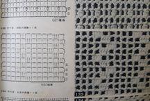 Gráficos em Crochê tirados do Livro