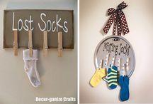 Blog da Bbel / Vejam ideias criativas de organização e decoração pra sua casa!