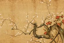 Japanese painting / Pictures of Japanese artists