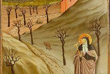 ikonen anthonius abt