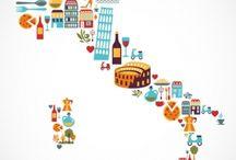 Mappe carine dell'Italia