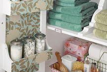 Linen Closet / by Jennifer (Anne) Espinoza