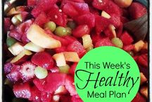 Healthy Meals / by Michelle Shockey