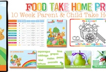 Food Program / The Food Program is the third program in the series. It is Weeks 21-30 week of the early learning program which include worksheets, weekly early learning videos and learning cards.