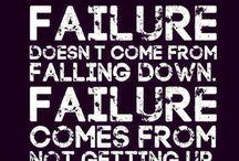 Quote of not giving up / Quote of not giving up
