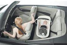 Baby op vakantie / Info over transport van babies