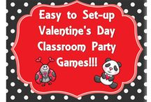 Kinder Valentine's Party