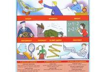 výukové listy - český jazyk + pravidla ČJ