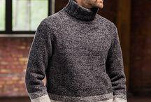 Mens' knits