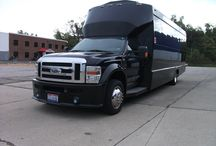 The Bus Boys / We have 5 of these limo busses!
