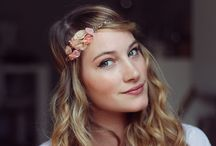 ♥ Tiboudnez's Make up & beauty tips ♥ / Hair hairstyle blond blonde curls curly braid fishtail tuto tutorial volume