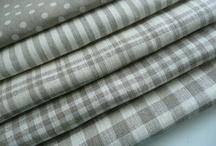 Linen textils / Tkaniny Lniane / 100 % linen biotextil.pl