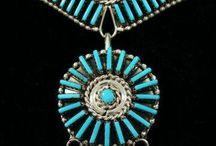 Native American Indian Jewelry / Native American Indian Jewelry