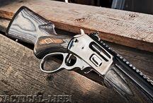 Lever Guns / by Lucas Barzee
