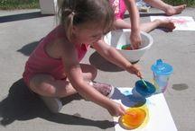Kids' Projects / by Emilee @ Pea of Sweetness