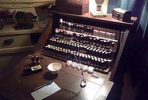 Perfume Organs + Workshops