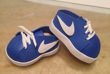 Fofuchas / Zapatillas Nike goma eva