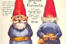 Gnomes <(;p) / by Rachelle Cassano