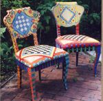 Painted Chairs / by Patty Polk