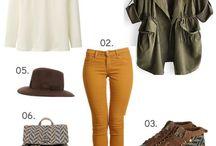 ideas para combinar ropa