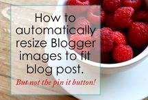 BLOGGING // Useful Info / by Melissa Kelly