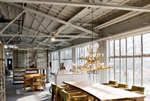 Work spaces  / by Modenus