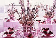Party . Centerpieces