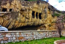 KASTAMONU-Evkaya Mezarları