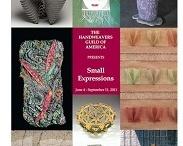 Exhibits - 2011 / Exhibits featuring fiber art  / by HGA