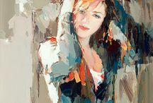 Paintings / by Bantu Zuhir