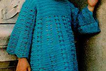 Crochet and knitting for children/Hekel en brei vir kinders