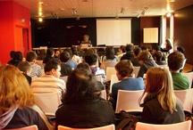 Journée citoyenneté dans les médias sociaux / La journée organisée dans leur collège par 2 collégienne sur la citoyenneté et l'identité numérique dans les médias sociaux