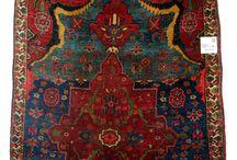 Sampler rugs