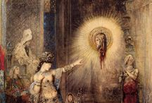 The Magic is in the Painting- Gustave Moreau