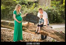 MATERNITY / Here comes the bump! Maternity photo sessions.