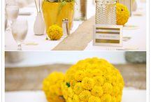 Yellow inspirations